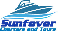 SunFever Boats charters and cruises Logo